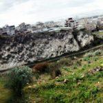 Panoramica dal canyon   foto di Egildo Tagliareni