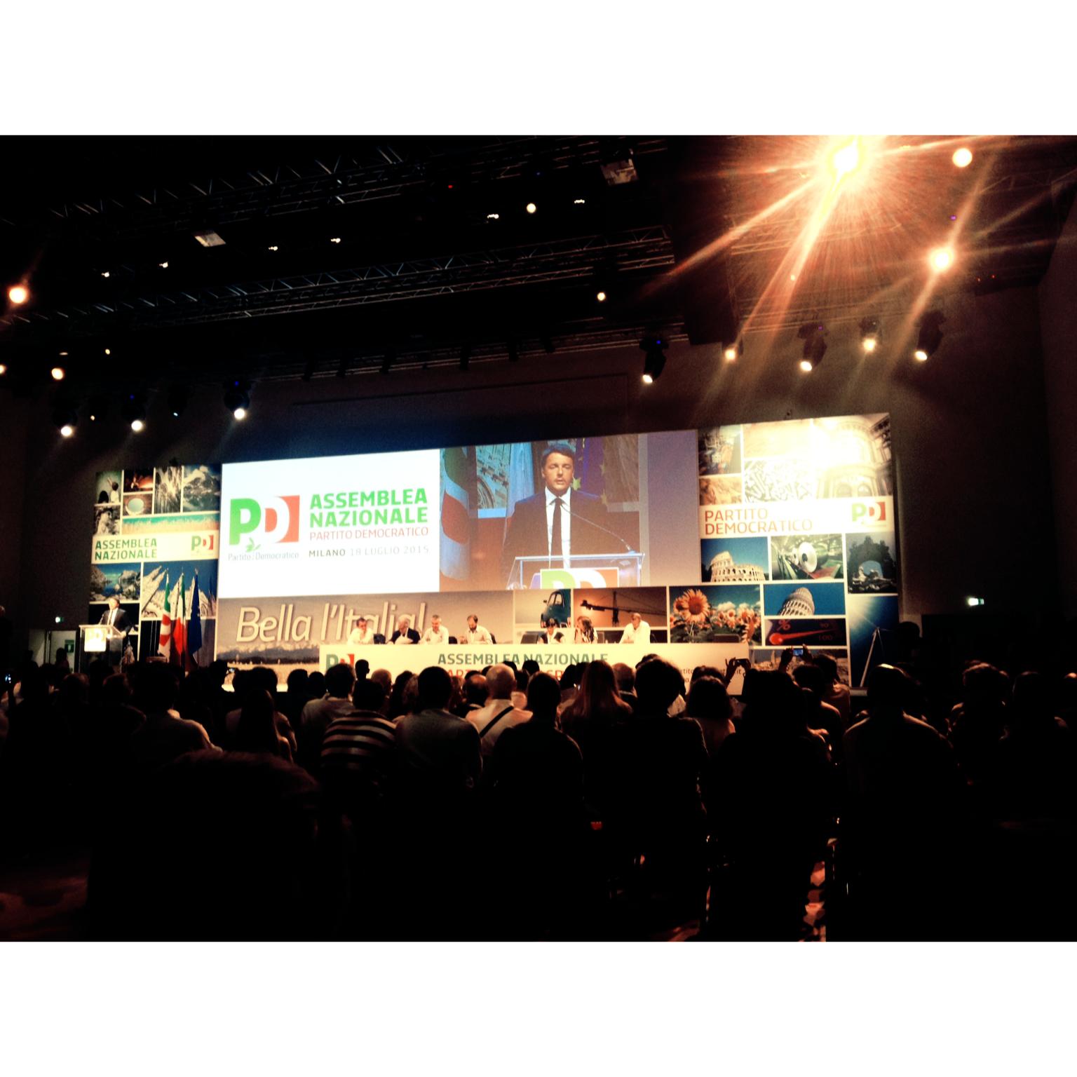 Assemblea nazionale Milano Expo