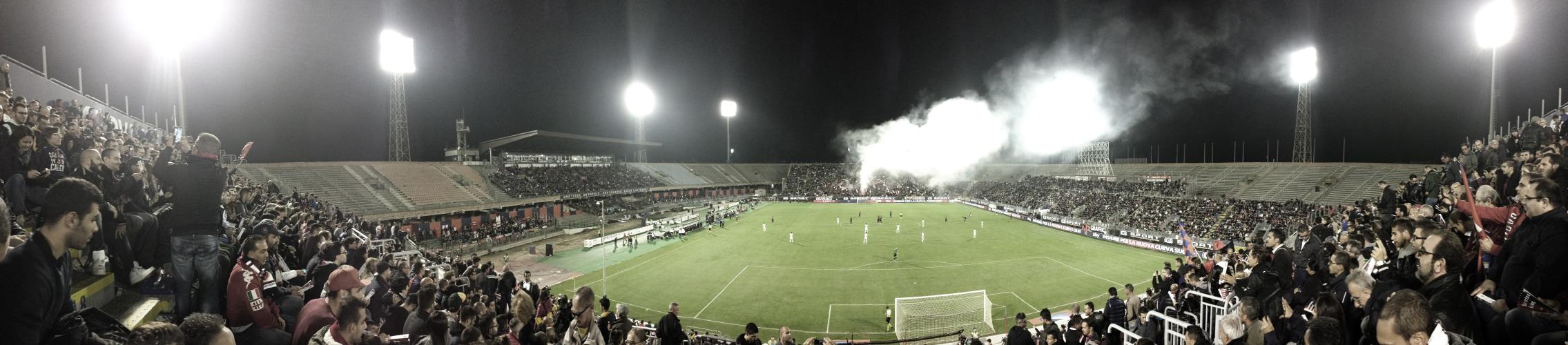 Stadio Sant'Elia - Foto di Nicolò Fenu