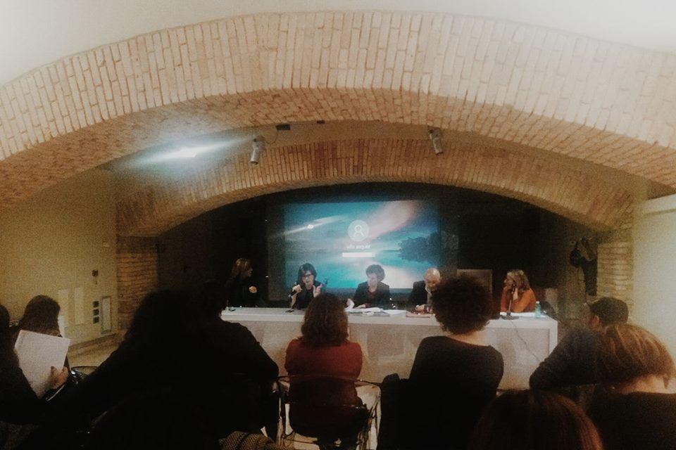 Iniziativa sui Minori Stranieri Non Accompagnati, organizzata il 26.04.2017 dal gruppo dei Progressisti Sardi nello spazio Search a Cagliari