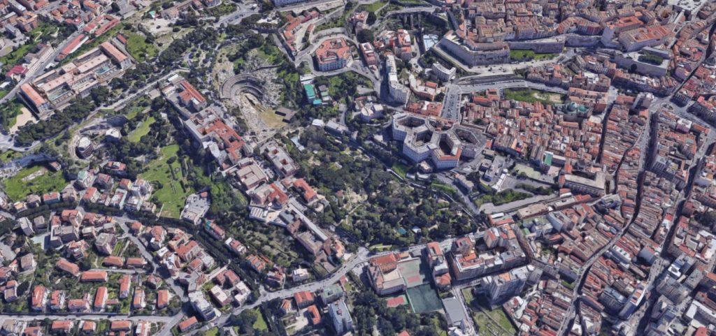 Cagliari - Valle di Palabanda